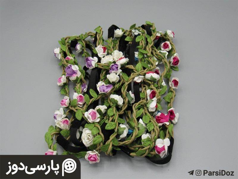 تل کش گلدار(۱جین)