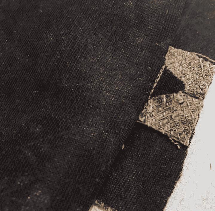 آموزش دوخت جیب فیلتاپ با نقاب
